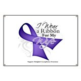 Wife - Hodgkin's Lymphoma Banner
