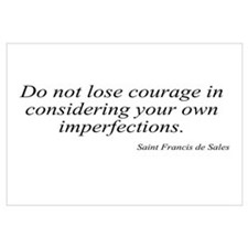 Saint Francis de Sales quote