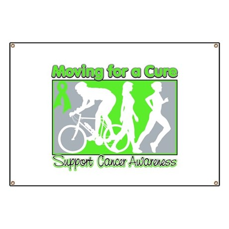 Moving For a Cure Lymphoma Banner