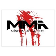 MMA Blood Splatter 06