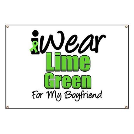 Lymphoma Boyfriend Banner