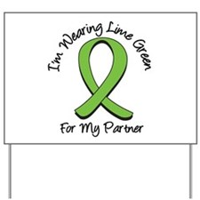 Lymphoma Partner Yard Sign