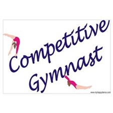 Competitive Gymnast