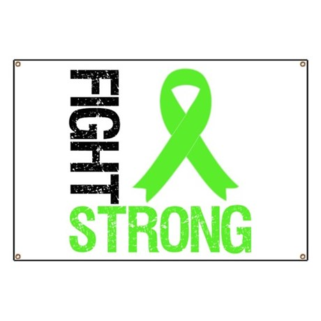 Lymphoma Fight Strong Banner