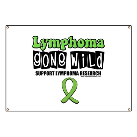Lymphoma Gone Wild Banner