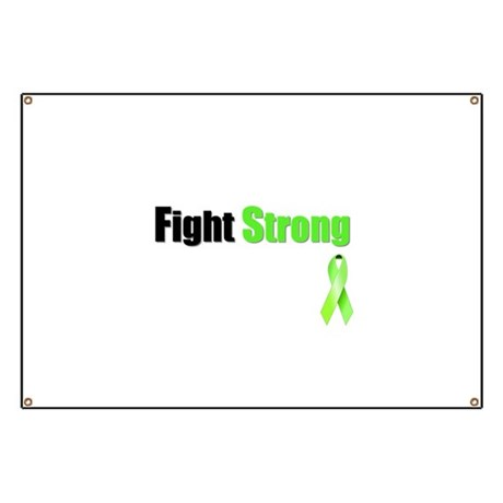 Fight Strong Banner