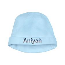 Aniyah Stars and Stripes baby hat