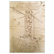 Design for Flying Machine