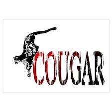 Hunting Cougar design