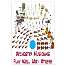 Orchestra--Play Well With Oth