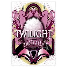 Twilight Australia Crystal Pink Crest