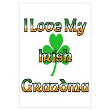 I Love My Irish Grandma