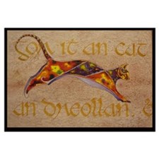 Cute Eire Wall Art