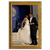 Presidential inauguruation Wall Art