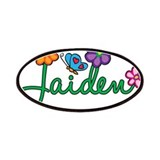 Jaiden Flowers Patches
