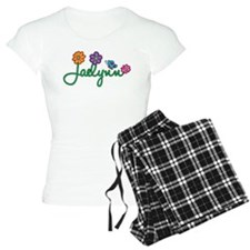 Jaelynn Flowers Pajamas