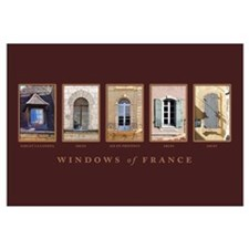 Windows of Provence
