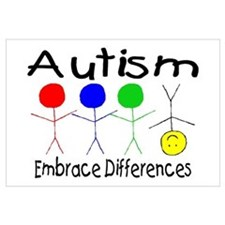 Autism, Embrace Differences