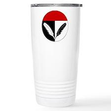 Chronicler Stainless Steel Travel Mug
