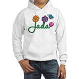 Jada Flowers Jumper Hoody