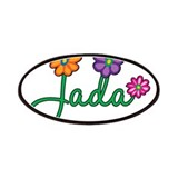 Jada Flowers Patches