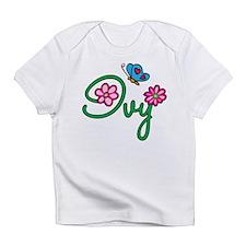 Ivy Flowers Infant T-Shirt