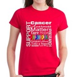 Support All Cancers Tee