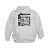 Support All Cancers Hoody