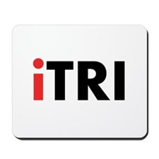 iTRI Triathlon Mousepad