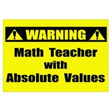 WARNING: Math Teacher 2