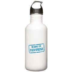 MADE IN PALM SPRINGS, CA Stainless Water Bottle 1.