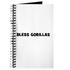 Bless Gorillas Journal