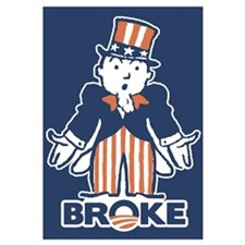 BrOke Uncle Sam - w/word