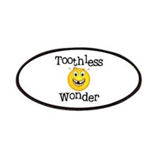 Toothless Wonder Patches