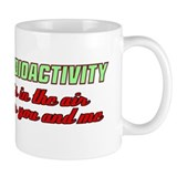 Radioactivity Mug