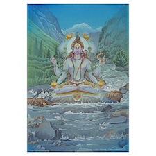 Mahamritunjaya Shiva Large