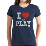 I love to play Tee