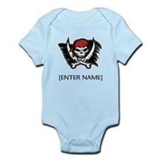 Pirate Flag Personalize! Onesie