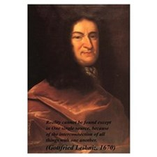 Philosophy s: Large Gottfried Leibniz