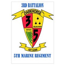 3rd Battalion 5th Marines with Text