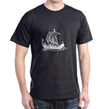 Viking Ship T-Shirt