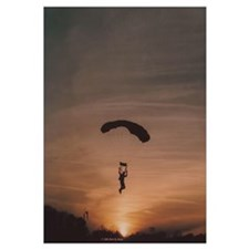 with Sunset Skydiver