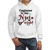 Engineer Ninja Jumper Hoody