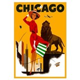 Vintage Chicago Travel