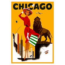 Vintage Chicago Travel