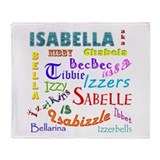 Isabella Throw Blanket