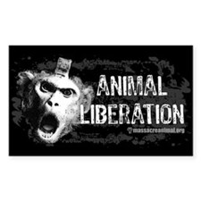 Animal Liberation 1 - Decal