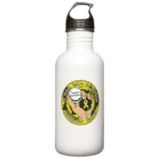 Testicular Cancer ItTakesBalls Sports Water Bottle