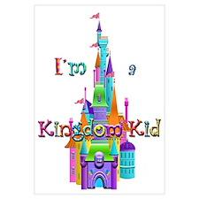 Kingdom Kid w/ Castle Image