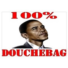 Obama 100% Douchebag